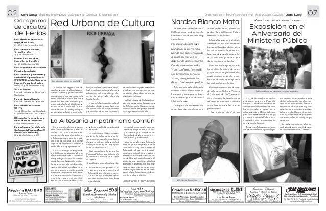 02      Arte-San@ • Boletín Informativo - Asamblea de Caracas • Diciembre 2011                                            ...