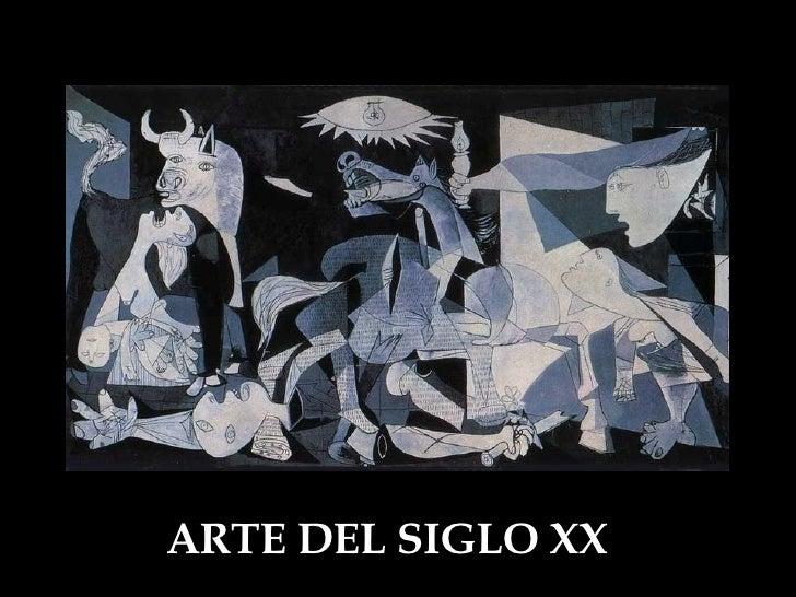 ARTE DEL SIGLO XX