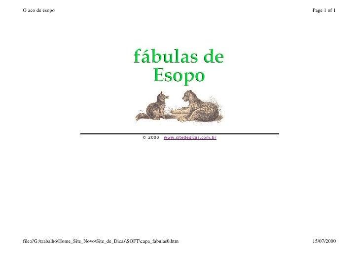 © 2000   www.sitededicas.com.br