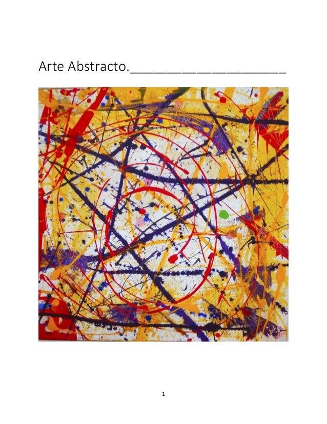 Arte abstracto for Imagenes de cuadros abstractos grandes