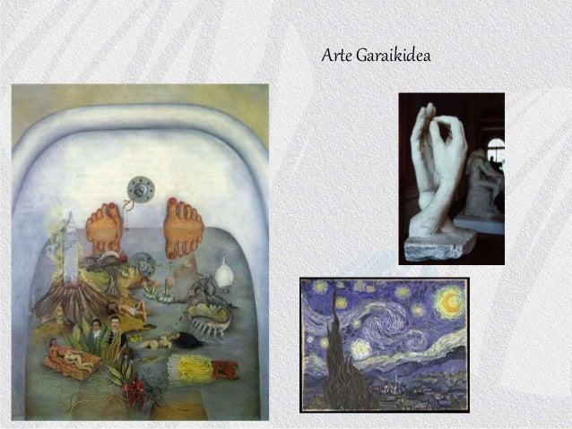 Arte Garaikidea