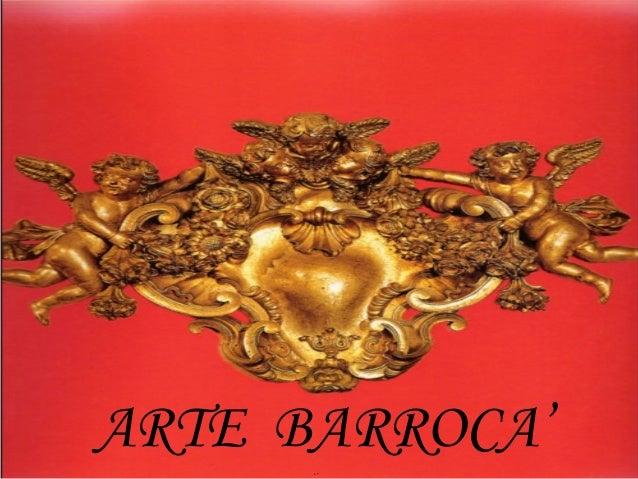 ARTE BARROCA'''