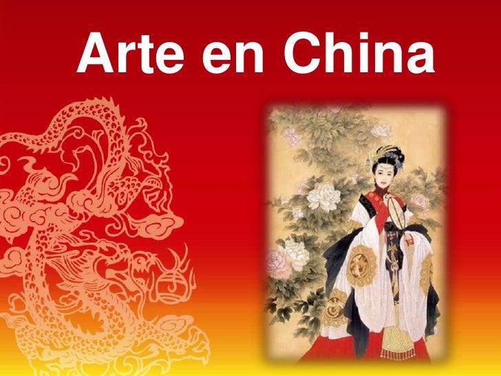 Arte en China<br />