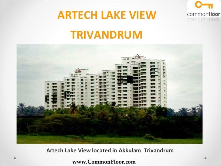 Artech Lake View Trivandrum