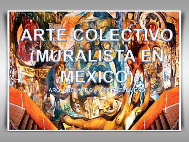 arte colectivo mural