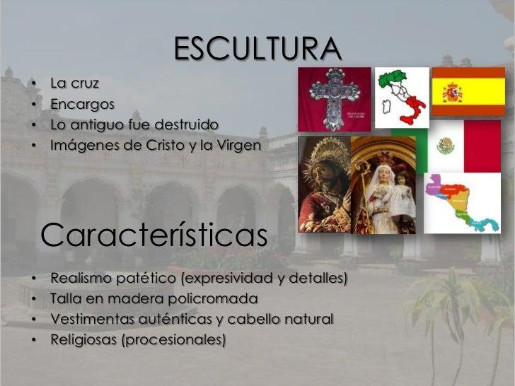 Arte Colonial En Guatemala