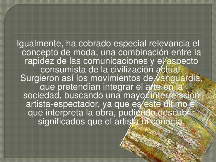 Arte del siglo xx Slide 3