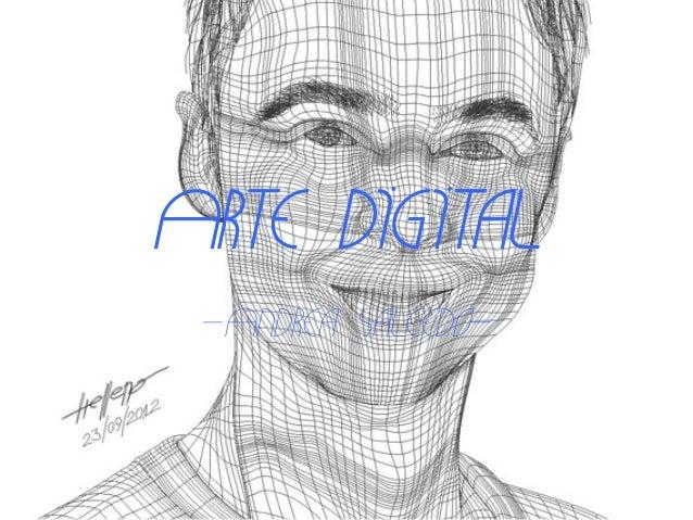 Arte Digital -Andrea Salcedo-