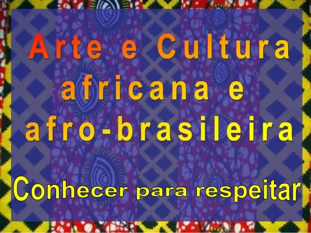 Tradição artística • A cultura africana tem uma rica tradição artística representada por uma variedade de entalhos em made...