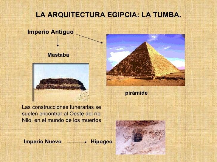 Arte egipcio arquitectura for Arquitectura funeraria