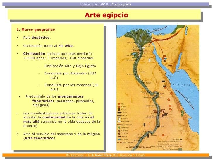 Historia del Arte (BCS2): El arte egipcio                                               Historia del Arte (BCS2): El arte ...