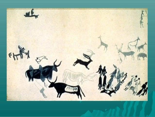 Arte en el tiempo....las primeras manifestaciones artisticas