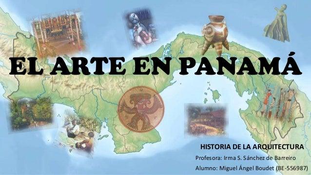 Arte En Panama