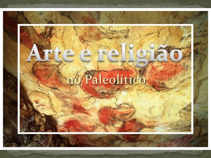 no Paleolítico