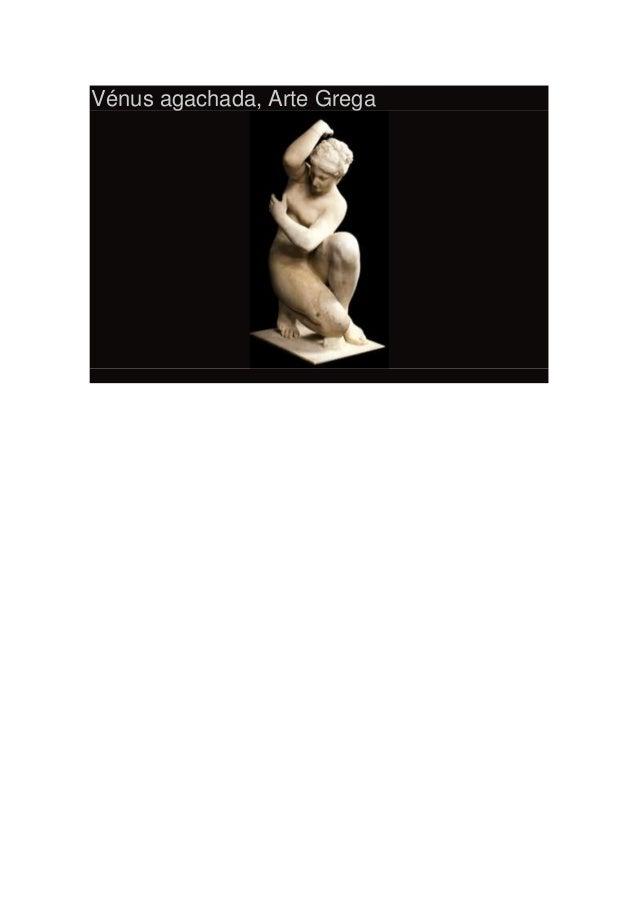 Vénus agachada, Arte Grega