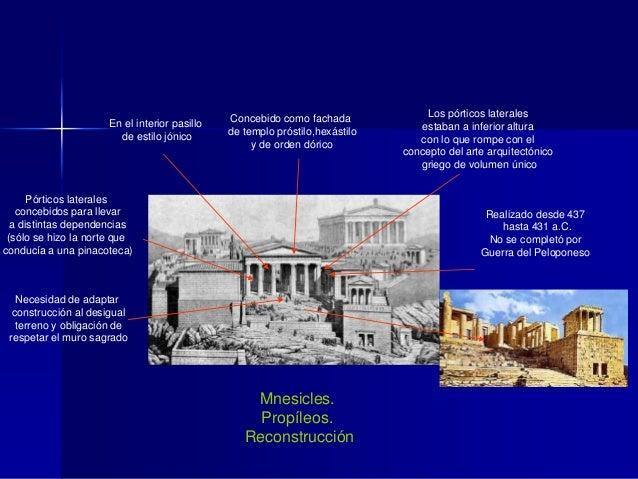 Arte griego evoluci n de la arquitectura for Arte arquitectura definicion