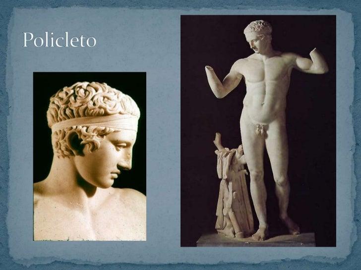  Posiblemente llevaba en la mano una manzana - símbolo de la isla de Milo-, pero lo principal es el modo en que el artist...