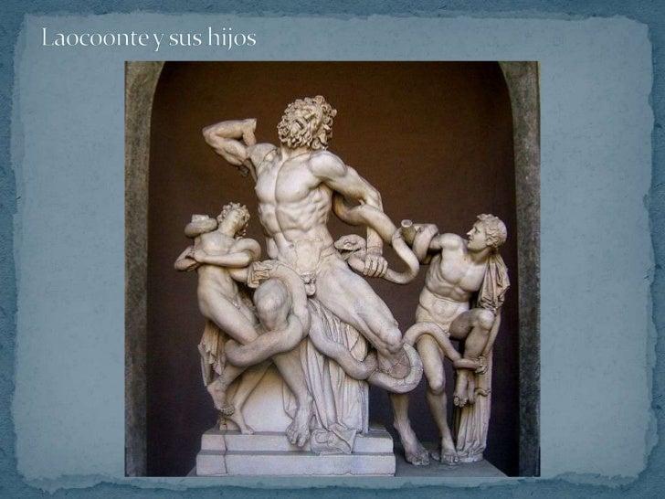 Videos La Grecia Antigua    http://www.youtube.com/watch?v=JOPjQ22wKww La escultura    http://www.youtube.com/watch?v=...