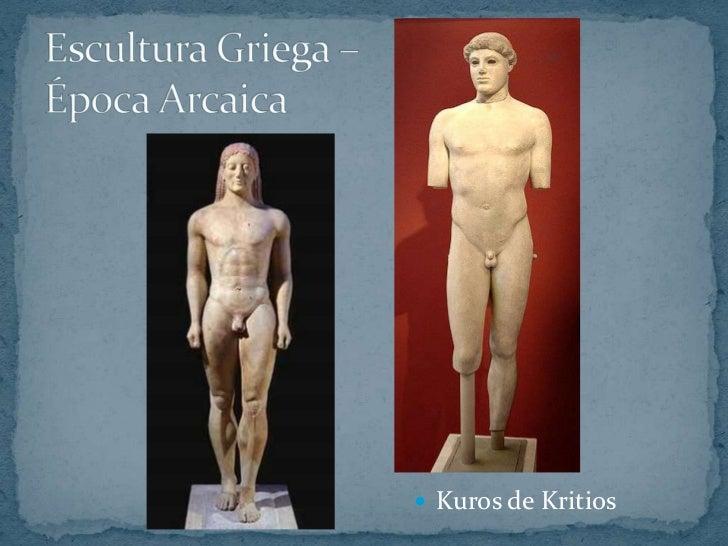  El estilo clásico es el momento de los grandes autores,  suponiendo el hito de la escultura griega. A Mirón y Policleto...