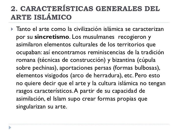 Arte islámico e hispanomusulmán