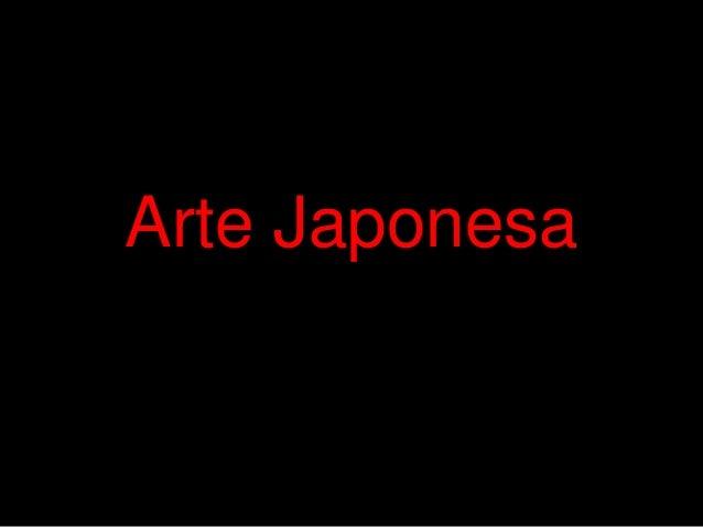 Arte Japonesa