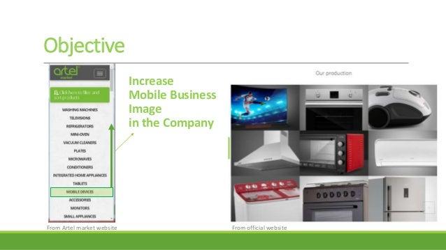 Artel - Rebranding offer Slide 3