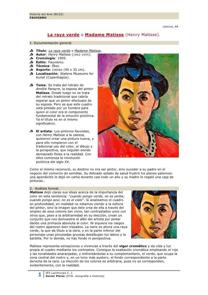 Historia del Arte (BCS2)FAUVISMO                                                                                   Lámina_...