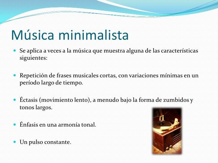 Arte minimalista 2 for Minimalismo caracteristicas