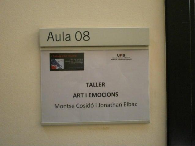 ART & EMOCIÓ