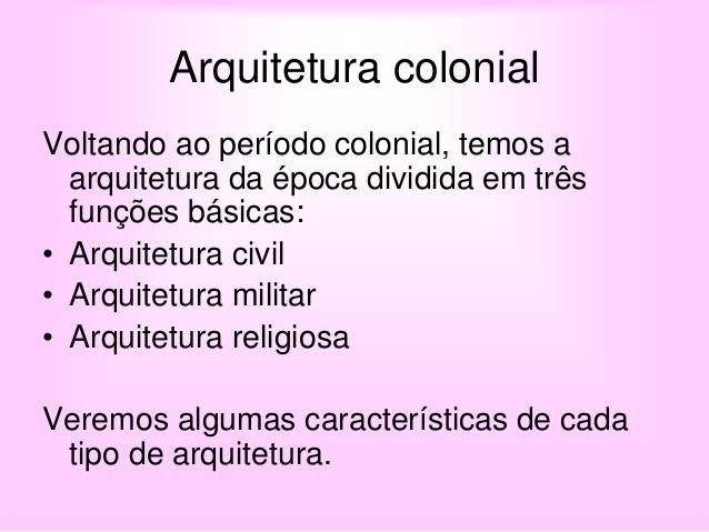 Well-known Arte no brasil colonial 8o ano 2016 CI35