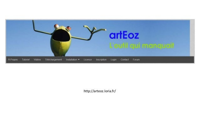http://arteoz.loria.fr/
