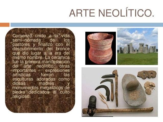 Arte paleolitico y otros Definicion de ceramica