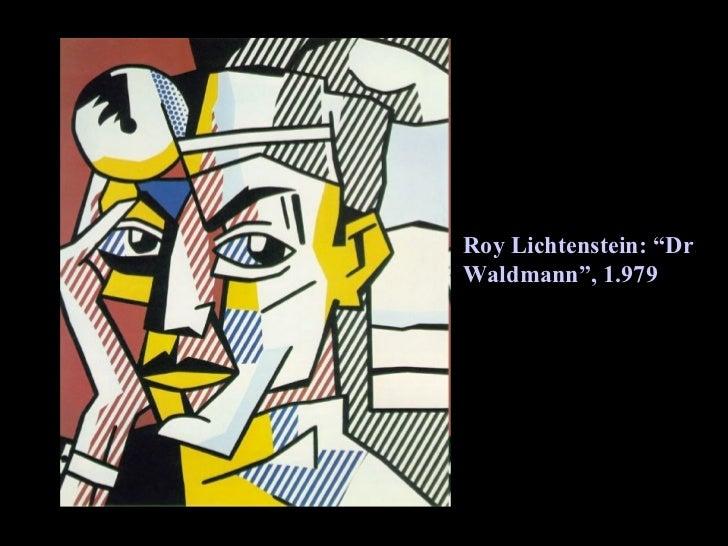 Popart o arte pop - Roy lichtenstein cuadros ...