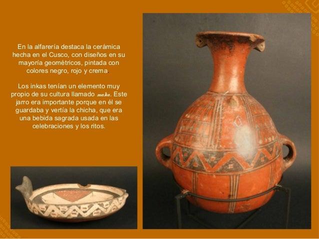 Arte precolombino mayas incas aztecas Definicion de ceramica