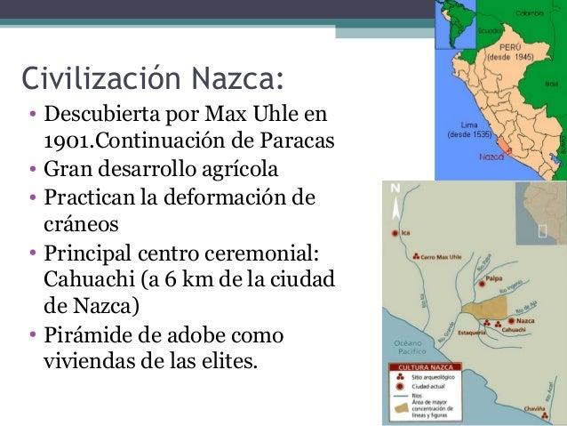 Tiahuanaco: • Estado expansivo y colonizador • Zona fría muy fría los lleva a desarrollar agricultura de altura (papa, quí...