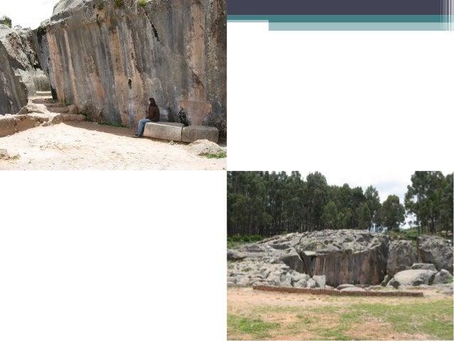 Machupicchu y Waynapicchu: • Montaña Vieja y Montaña Nueva • Residencia de descanso de Pachacútec. Anteriores usos rituale...