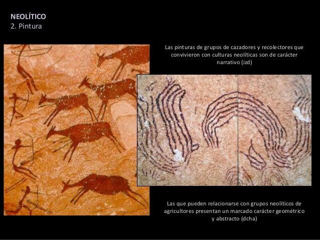 Arte prehistórico  nivel i
