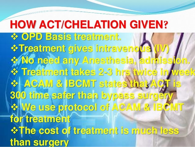 Arterial clearance therapy(act), EECP THERAPY