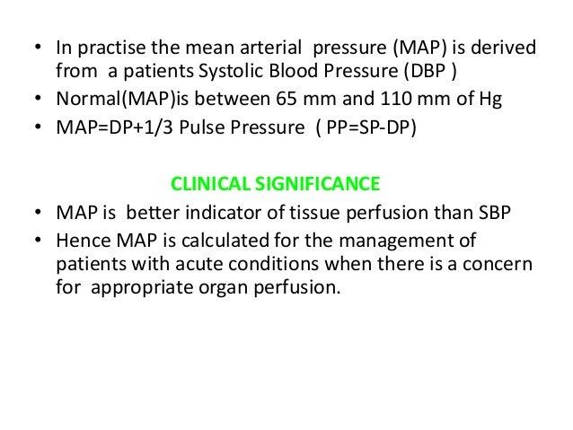 Arterial Pressure