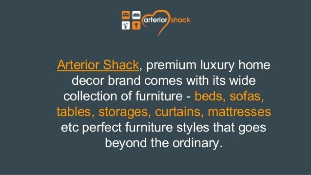 Arterior Shack Buy Wooden Furniture Online In Kolkata