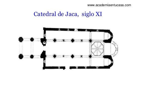www.academiaentucasa.com  Catedral de Jaca, siglo XI