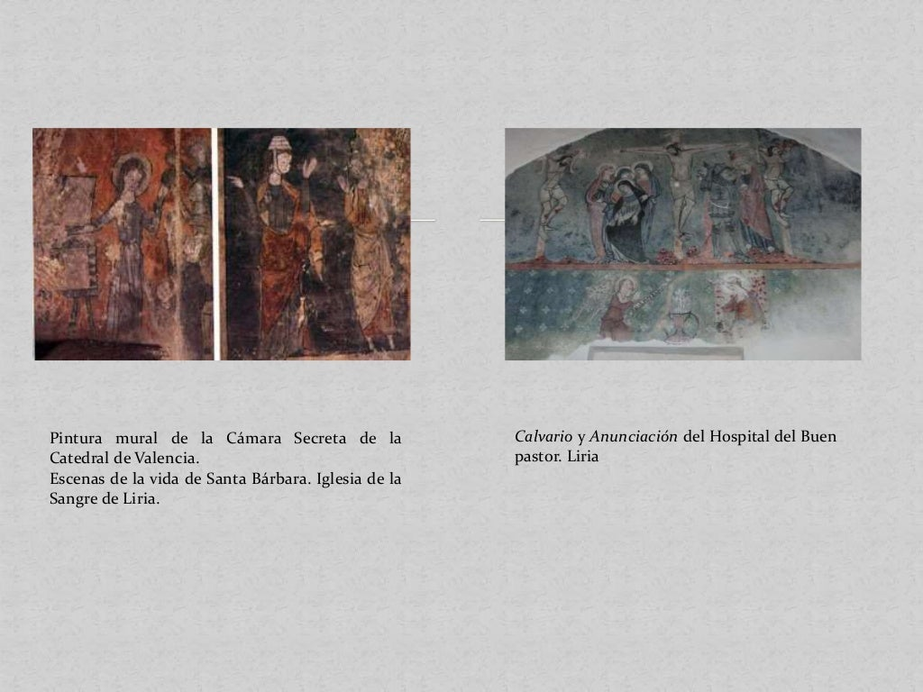  La escultura de mediados del siglo XIII que encontramos en el Reino de Valencia, muestra una clara tendencia e influenci...