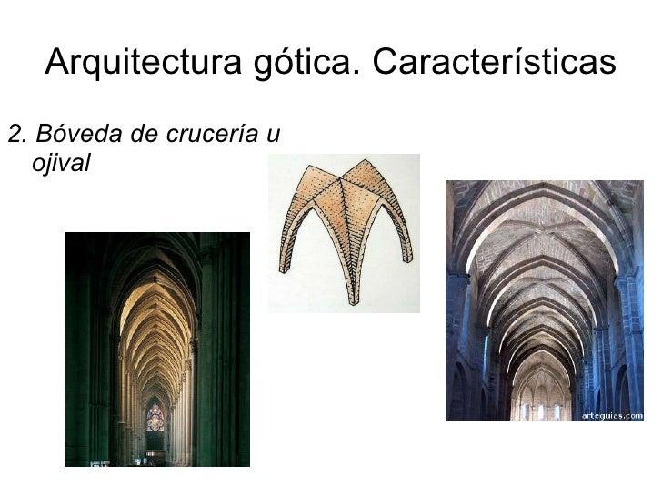 Arte rom nico g tico y musulm n - Vano arquitectura ...