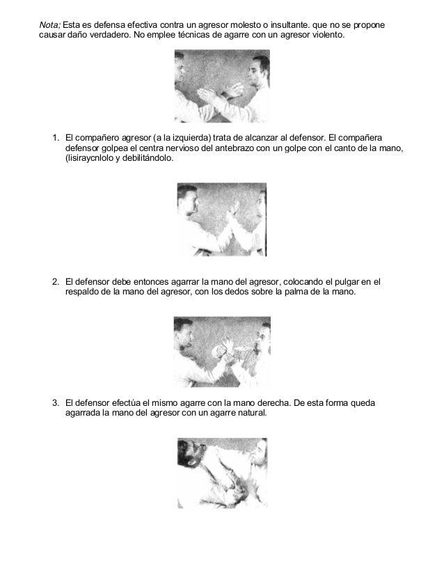 Artes Marciales Sistema Completo De Defensa Personal