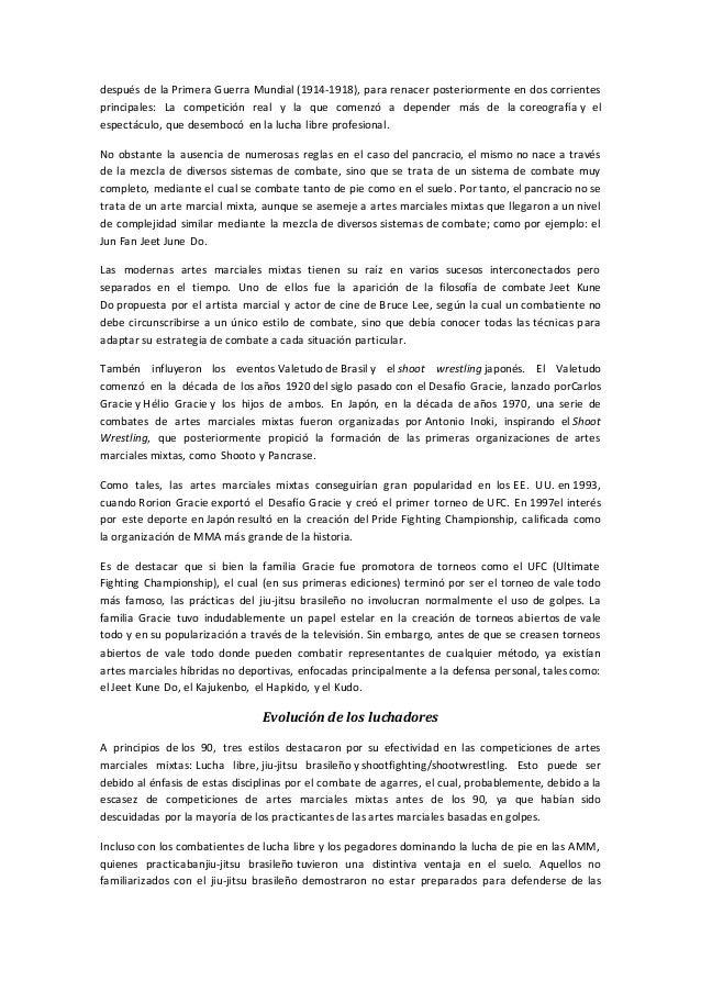 después de la Primera Guerra Mundial (1914-1918), para renacer posteriormente en dos corrientes principales: La competició...
