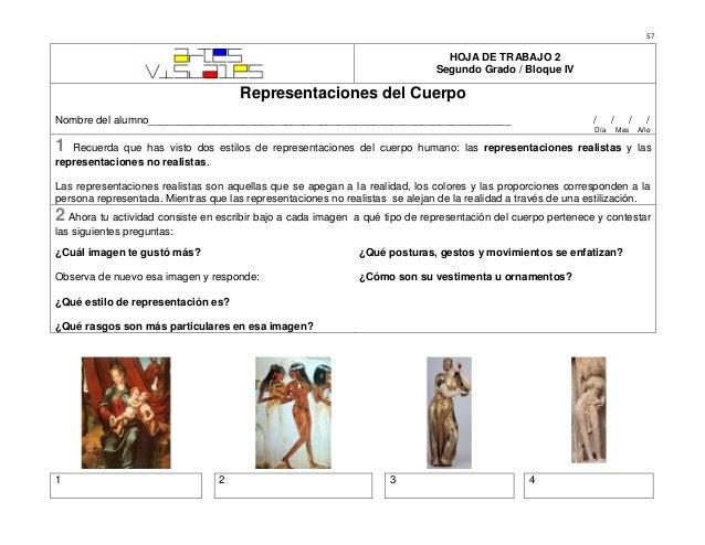 Artes visuales cuadernillo