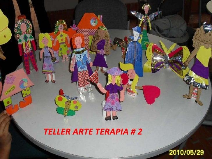 TELLER ARTE TERAPIA # 2