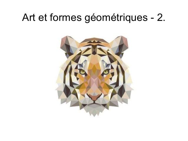 Art et formes g�om�triques - 2.