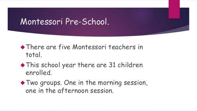 montessori facilitator We, at cambridge montessori pre-school, have been buying materials from roberta and montessori  alison davis, montessori facilitator, dunedin, nz.
