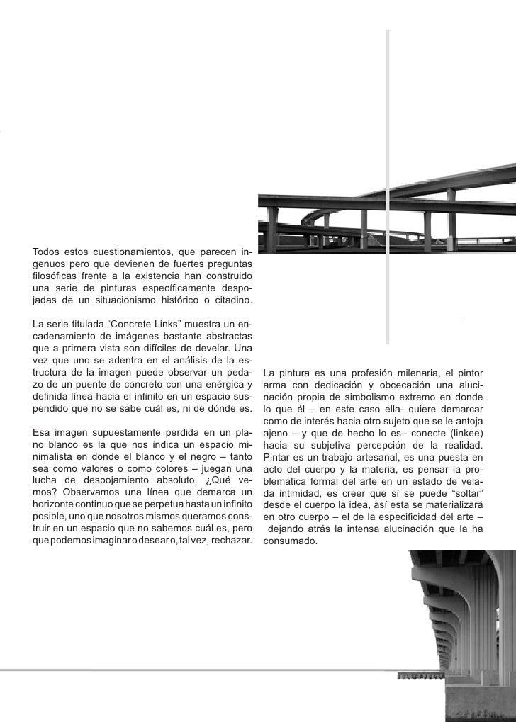 La disipación de la conciencia sobre la ciudad que habitamos es – por contraste – la puesta en acto de una construcción in...